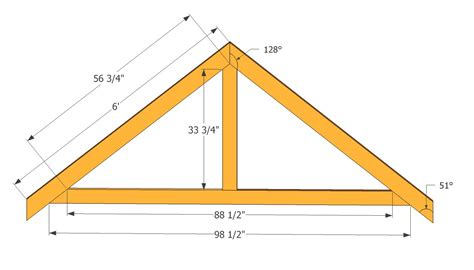 Shed Roof Trusses by Pole Sheds Menards Woodworking Plans Free Build