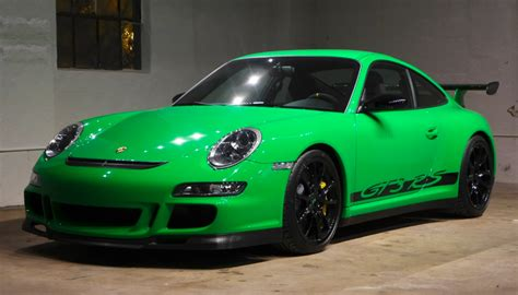 porsche signal green paint code current market price for gt3 still page 2