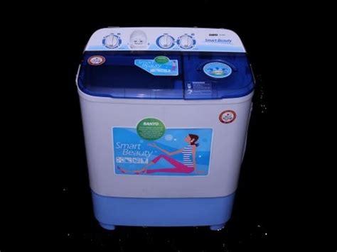 Mesin Cuci Rongsokan jangan ditiru trik mencuci dengan mesin cuci hemat l