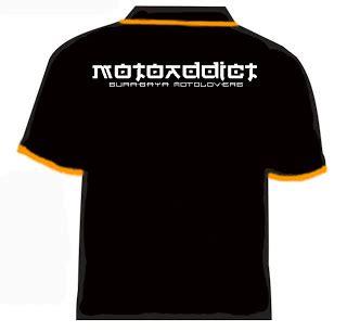 Kaos Gpp Motolovers Gathering Surabaya Desain Kaos Motogaya