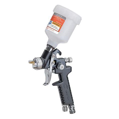 home depot paint sprayer gun husky gravity feed hvlp spray gun h4840ghvsg the home depot