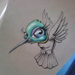 Hummingbird tattoos designs and ideas page 71