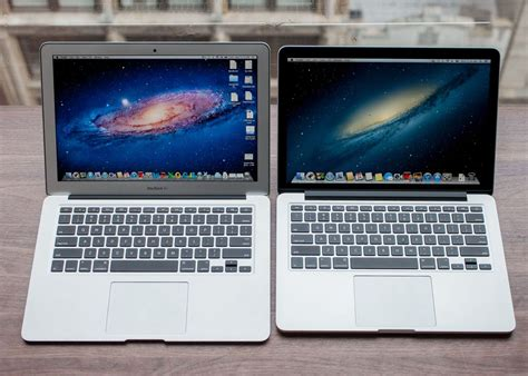Macbook Pro 13 Inch 13 inch macbook pro with retina display vs 13 inch macbook air pictures cnet