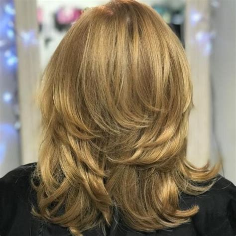 medium lenght leyerd hairstyles for over 30 the best hairstyles for women over 50 80 flattering cuts