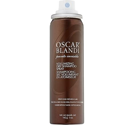 Oscar Blandi Pronto Aeresol Spray oscar blandi pronto invisible volumizing shoo spray