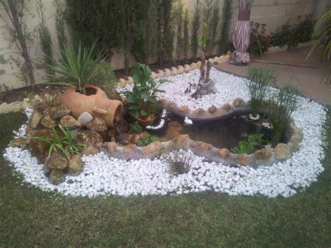 imagenes de jardines con cactus decoraci 243 n de jardines con piedras blancas