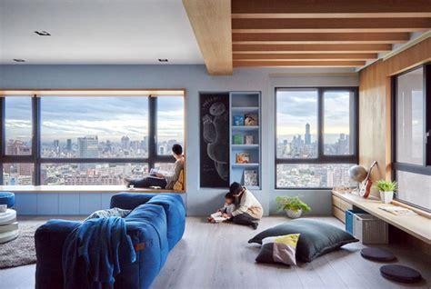 hip urban apartment  hao design interiorzine