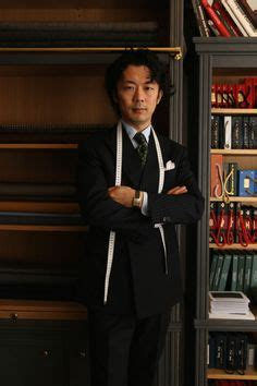 Kenjiro Suzuki Kenjiro Suzuki Suit The Of Bespoke Suits