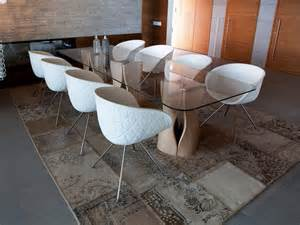 Large Glass Dining Tables 213 Mac S Table Large Glass Table Glassdomain