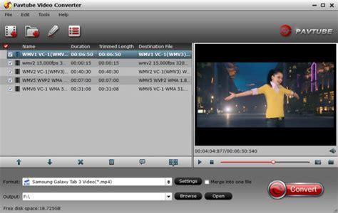 format wlmp converter samsung galaxy video converter