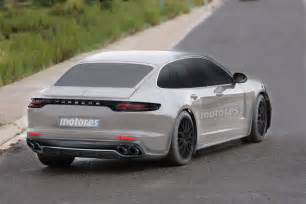Porsche On 2016 Porsche Panamera Digitally Imagined Based On