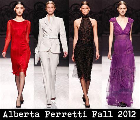 Catwalk To Carpet Maribel Verdu In Alberta Ferretti 2 by Alberta Ferretti Fall 2012 Carpet Fashion Awards