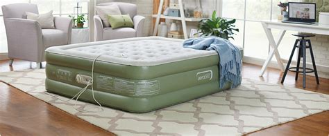 Aerobed 18 Elevated Headboard by Qvc Aerobed 18 Elevated Air Mattress W Antimicrobial