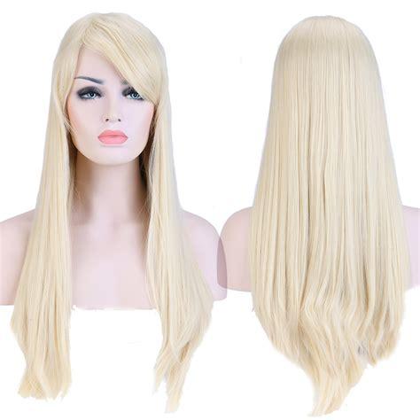 haircut and bleach in china popular bleach blonde wig buy cheap bleach blonde wig lots