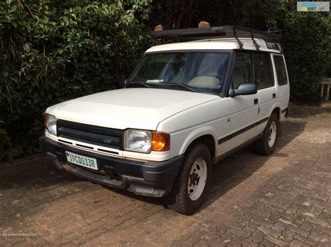 used land rover discovery used land rover suv 1997 discovery 1 300tdi rwanda carmart