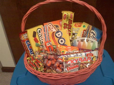 Candy Gift Baskets Delivery   Best Decor Things Gift Baskets Delivered Today
