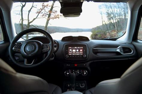 jeep renegade dashboard ratings and review 2017 jeep renegade ny daily