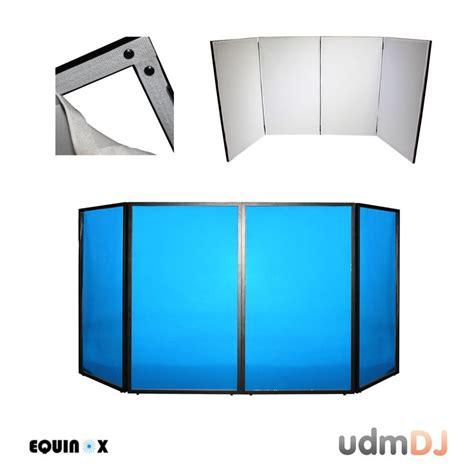 Tv Mobil Equinox equinox foldable dj screen dj booth surround ebay dj ideas gifts products