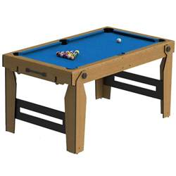 Folding Pool Table 6ft Blf Folding Pool Table Liberty