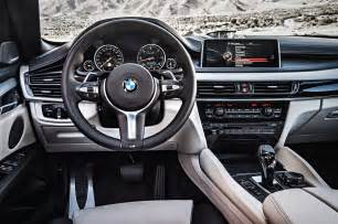 2015 bmw x6 interior from driver seat photo 33