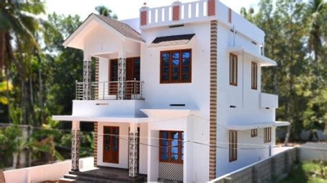 kerala home design in 5 cent remarkable angamaly 4 5 cents plot and 1300 sq ft low