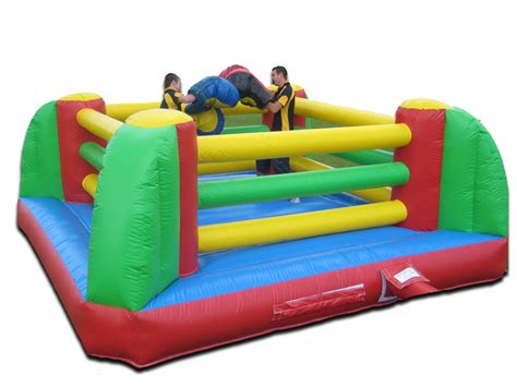inflatable bounce house inflatable boxing ring bounce house