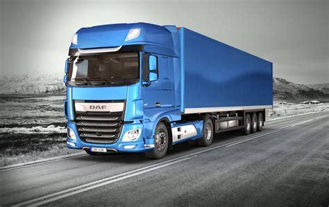 de trucks 3d truck configurator daf trucks limited