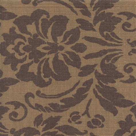 Find Upholstery pecan woven floral upholstery fabric 33003
