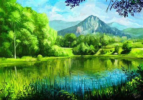 imagenes de paisajes dibujados 174 gifs y fondos paz enla tormenta 174 fondos de pantalla de