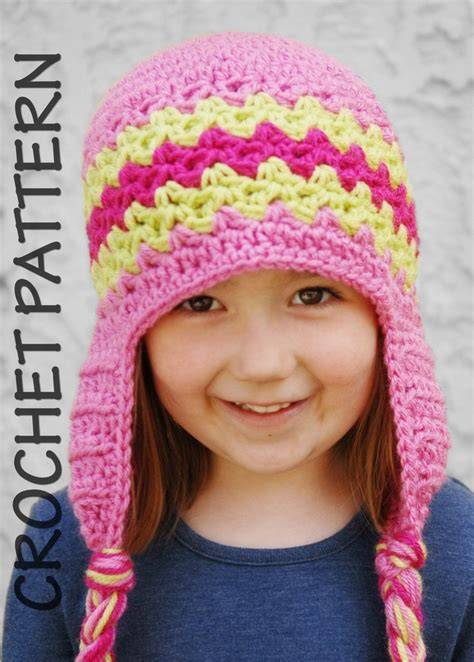 crochet kids 17 best images about crochet hat mitten patterns on