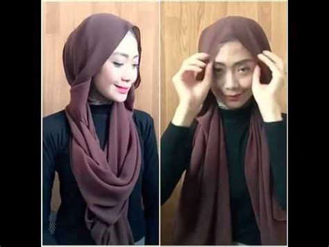 tutorial jilbab emma queen tutorial hijab video emma queen youtube