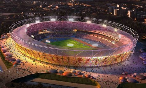 Home Design For 4 Cent by London Olympics Games 2012 London 2012 Olympics Stadium