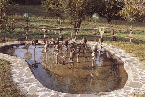 il giardino di il giardino di daniel spoerri