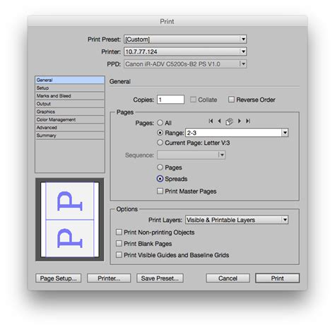how to print to booklet in indesign book design doovi what print settings should i choose to print a booklet on