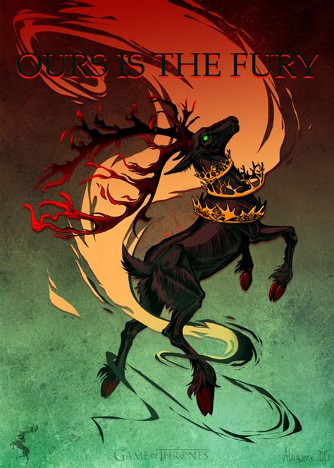 house baratheon house baratheon by alaiaorax on deviantart