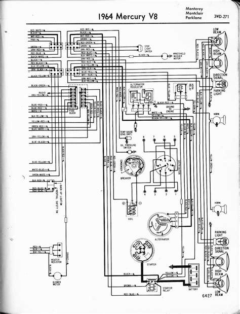1964 galaxie headlight switch wiring diagram wiring