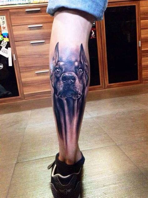doberman tattoo 47 best images about doberman tattoos on