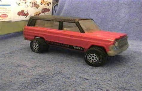tonka jeep cherokee mrjtoyz mini tonka jeep collection