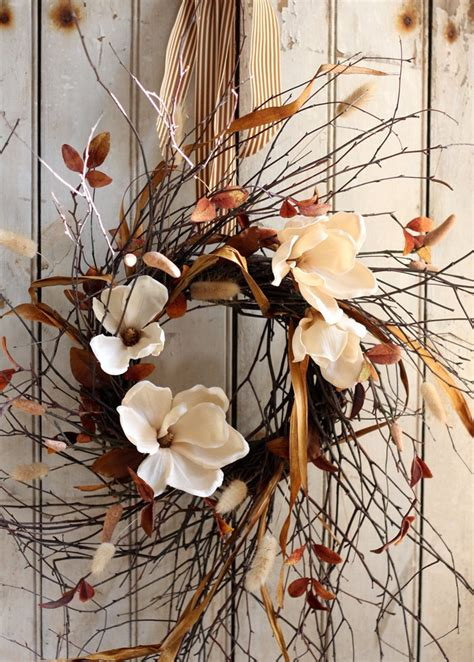 twig home decor touches of nature 35 cute twig fall d 233 cor ideas digsdigs