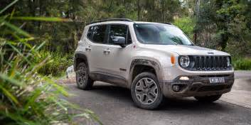 2016 jeep renegade trailhawk an packed day with