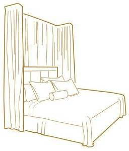 faux canopy bed drape faux canopy ways to drape to create a canopy look u can
