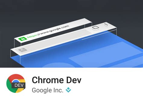 chrome apk version apk officially brings the chrome for android developer version to play store