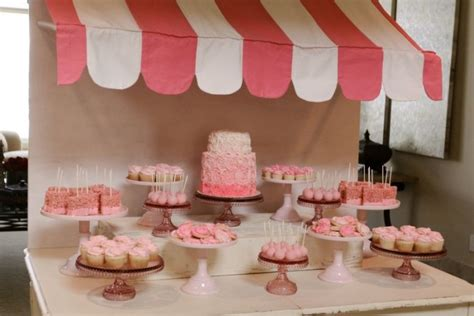 Desserts For A Baby Shower by Bake Shop Baby Shower Dessert Table Cookies