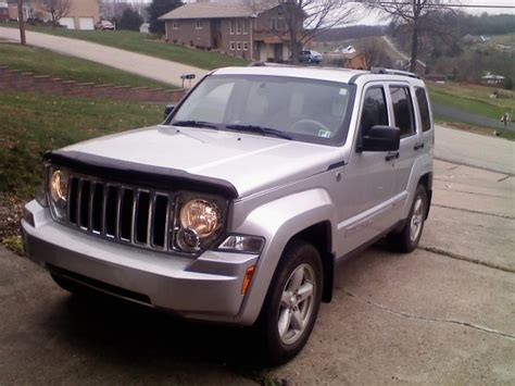2008 Jeep Liberty Limited 2008 Jeep Liberty Pictures Cargurus