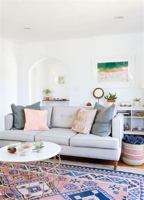 california home decor a bohemian california home with international decor