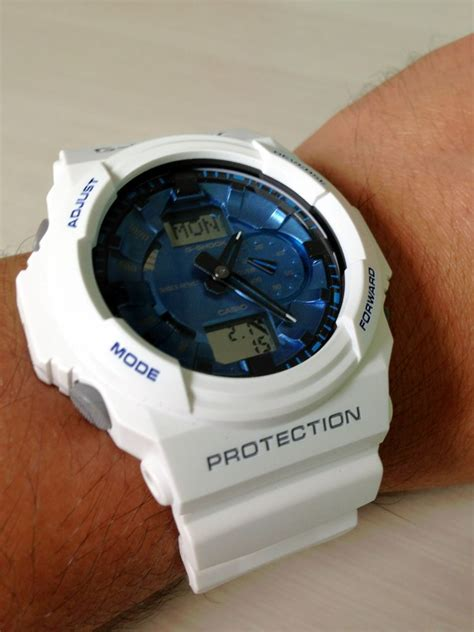 Gshock White by White G Shock Watches Pro Watches