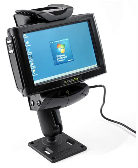 Rugged Mobile Computer by Touchstar Ts3000 Atex Cert Rugged Mobile Computer