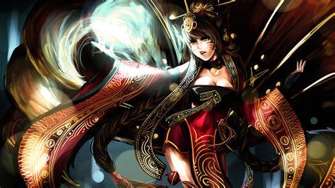mozilla firefox themes league of legends ahri fan art league of legends wallpapers