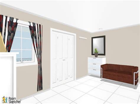 ciknaa dekorasi rumah sewa diy wallpaper kaison tentang hidup deko hias rumah baru guna software room