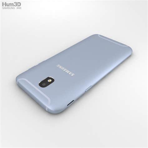 3d Samsung J5 samsung galaxy j5 2017 blue 3d model hum3d